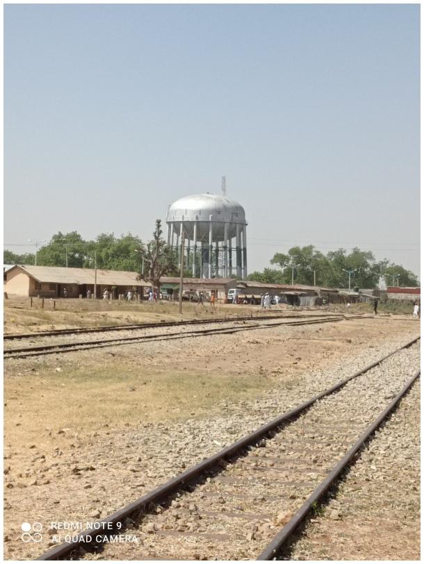 Water tank, Gusau