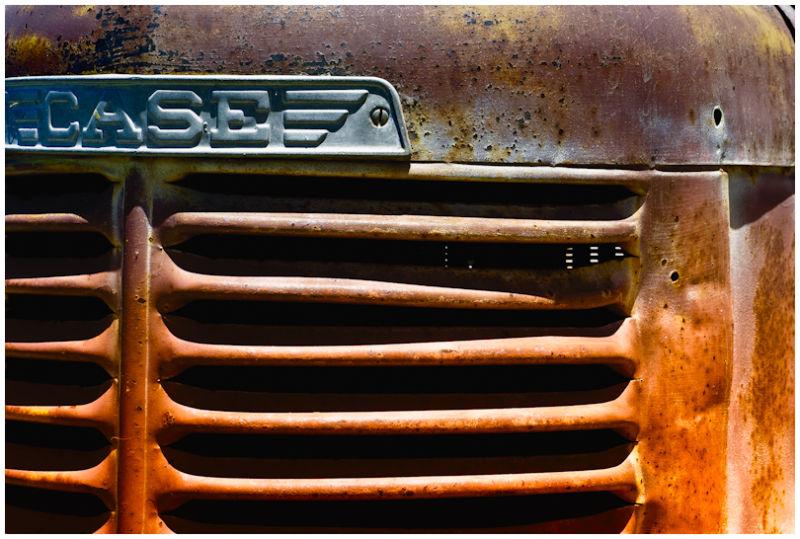 Rusty Case
