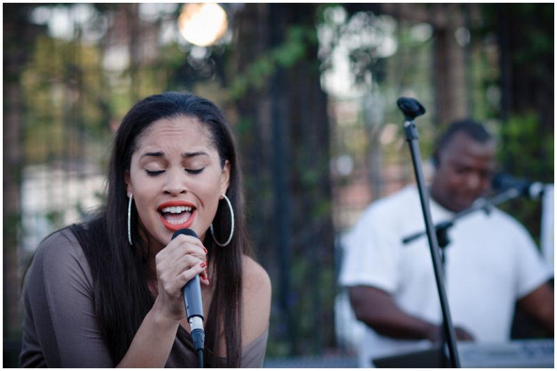 Tannyr Denby Sings
