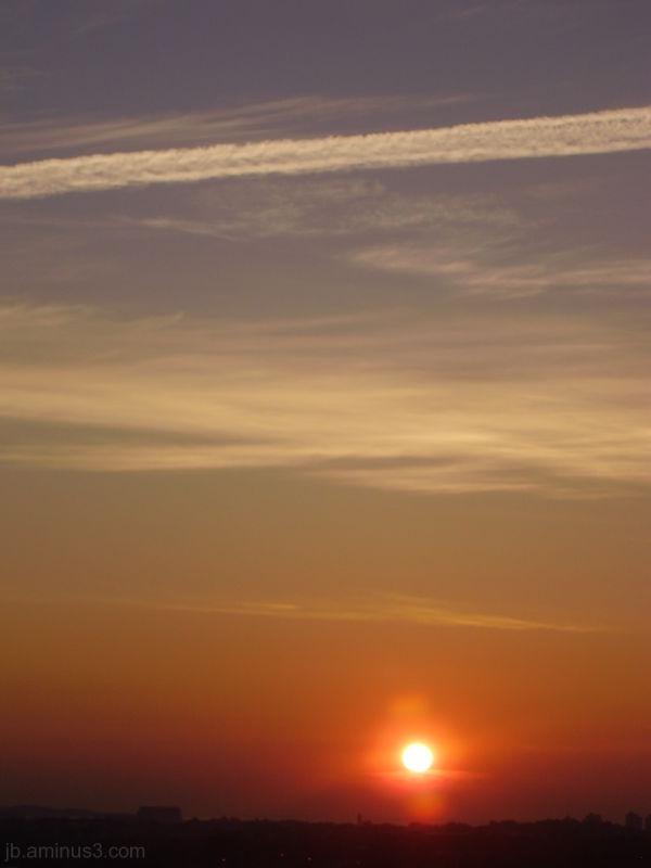 Boston sunrise - Jyothi Basu Yeturi