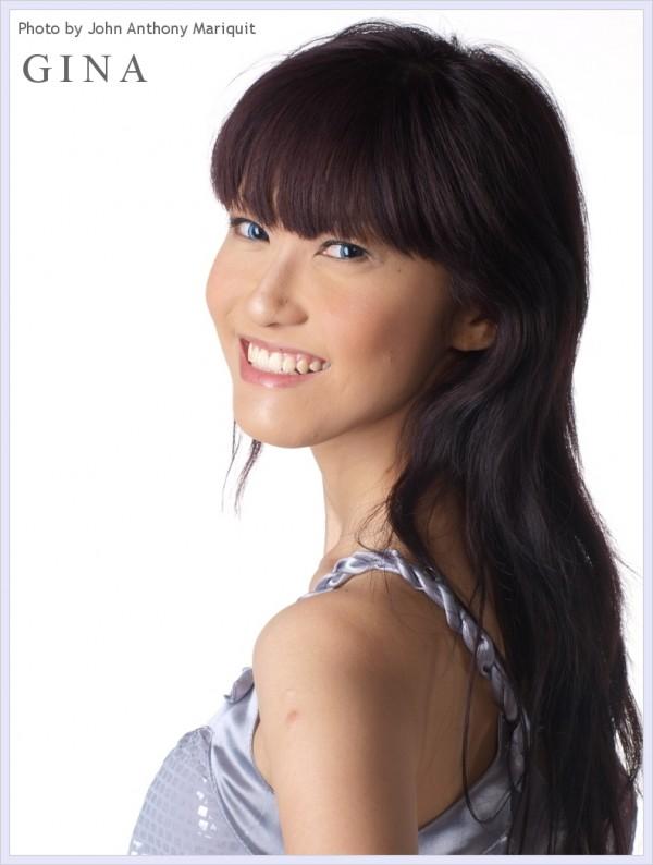 Model: Gina Jaylene / Photo: John Anthony Mariquit