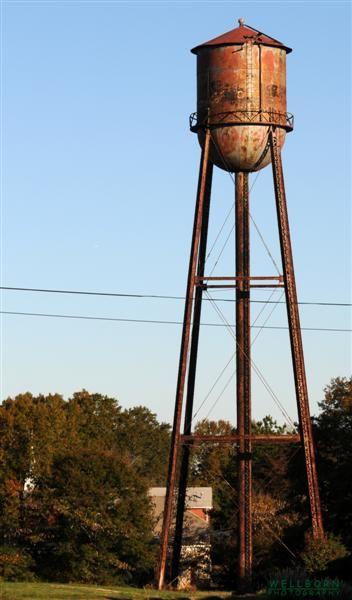 Watkinsville Water Tower