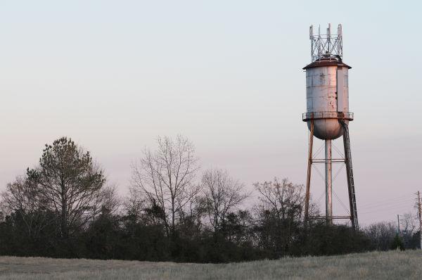 Watertower Make-over