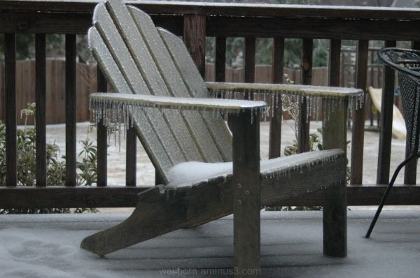 The Frozen Chair