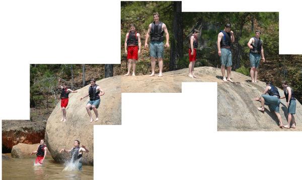 Jumping Rock