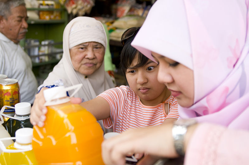 Eid Shopping