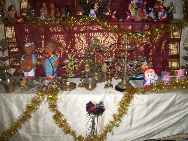 Golu at my house(2008)