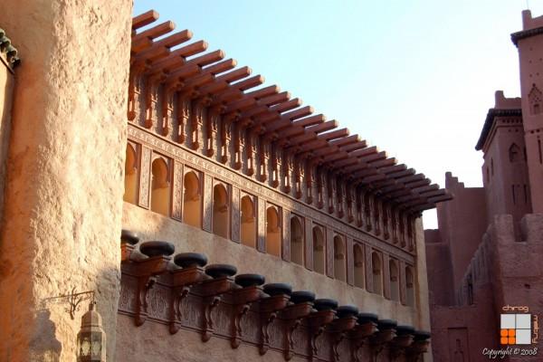 Moroccan pavillion at Epcot