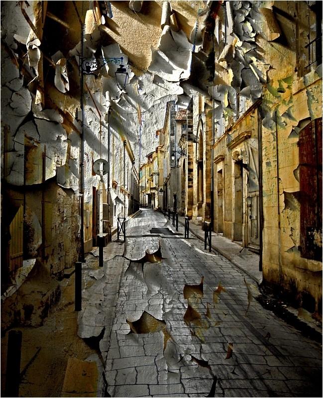 La rue Usée