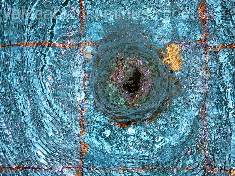 Touquise Whirlpool .