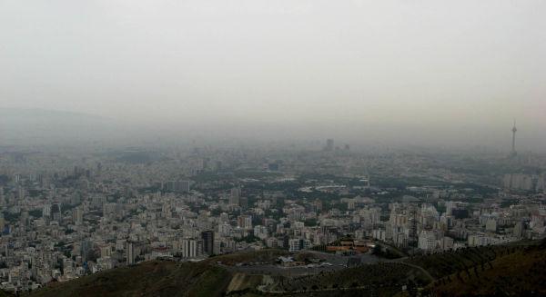 Tehran Under the Tochal