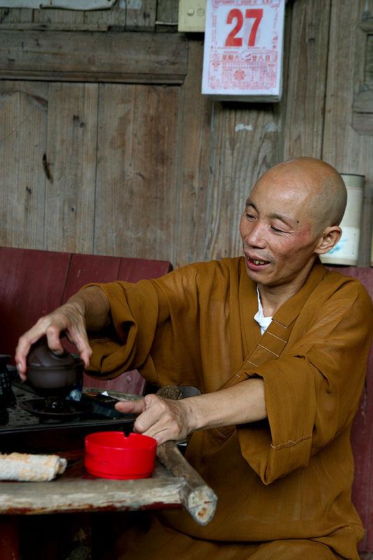 Monk tea