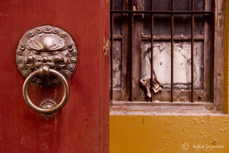 Shanghai Door