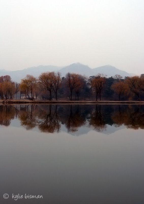 Autumn at Summer Palace, Chengde