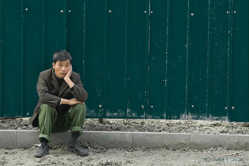 Shanghai Migrant Worker