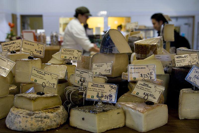 Cheese Shop San Fran