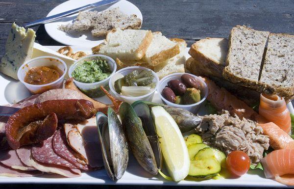 Lunch, Kiwi style