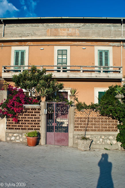 Selfportrait - Sicily, Italy