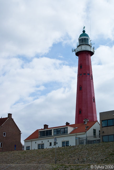Lighthouse - Scheveningen, The Netherlands