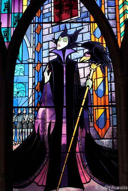 Evil queen - Disneyland Paris