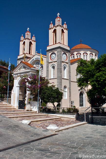 Greek architecture - Rhodos, Greece