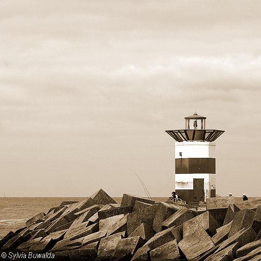 Cloudy day - Scheveningen, The Netherlands