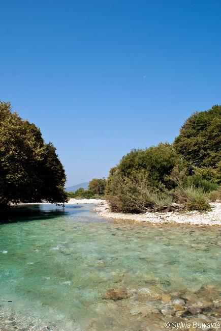 Acheron river - Glyki, Greece