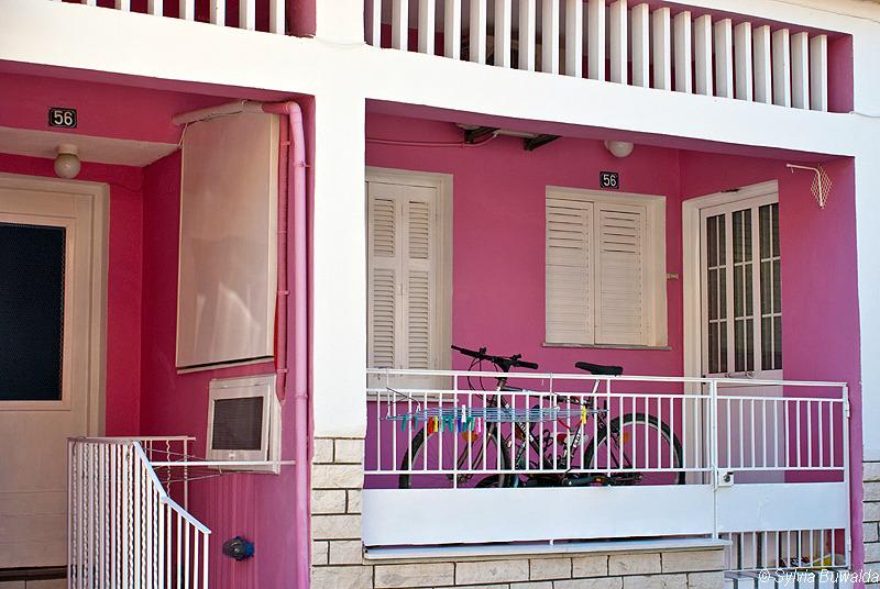 Pink house - Ioannina, Greece