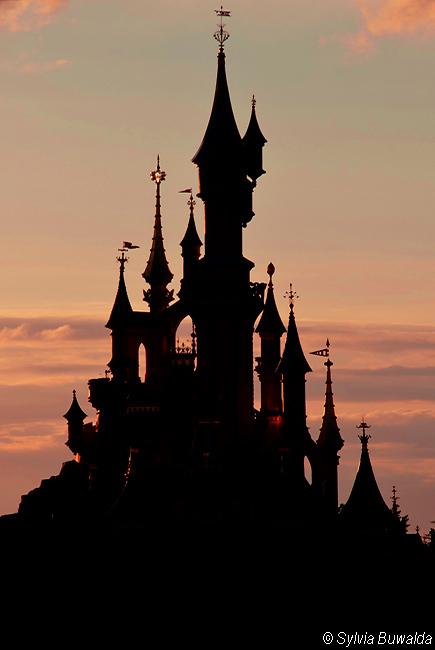 Silhouette - Disneyland Paris