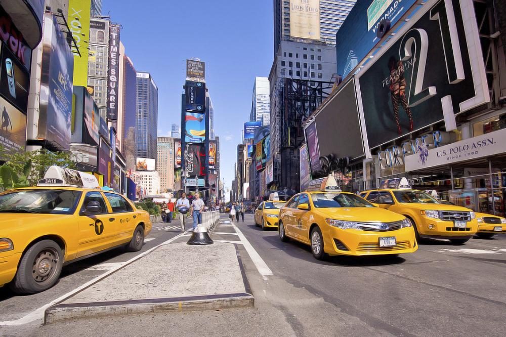 Times Square, NYC, USA (3/3)
