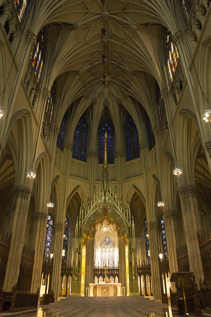 St. Patricks Cathedral, NYC, USA