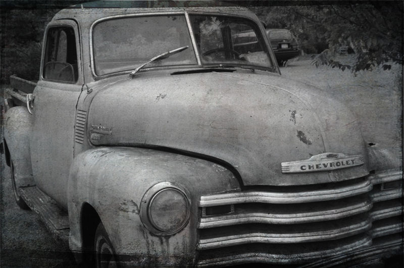 Old Chevrolet...textures 2 of 2