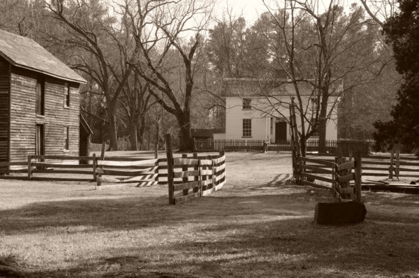 Duke Homestead in North Carolina
