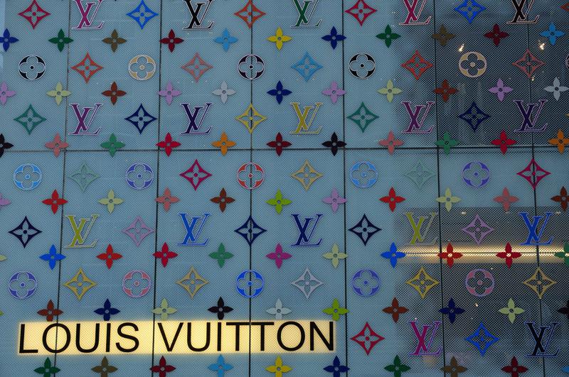 Louis Vuitton....