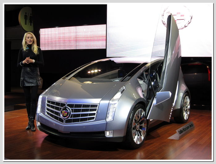 Concept car for the future...