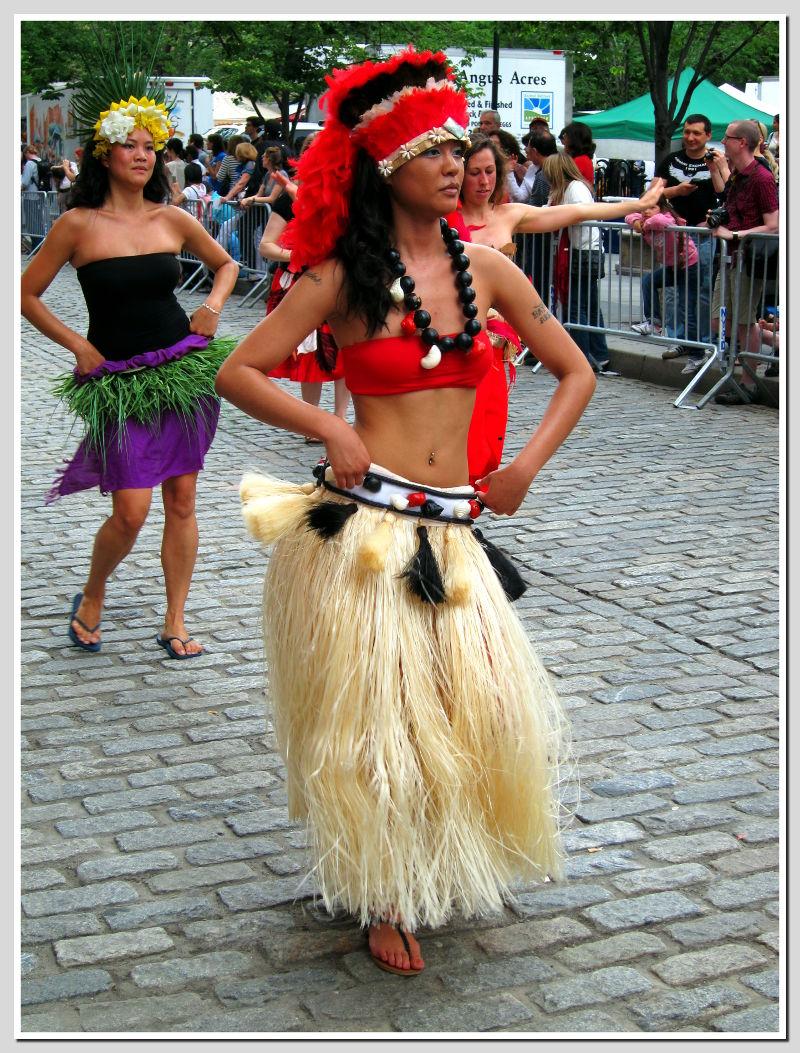 Dancer at Dance Parade
