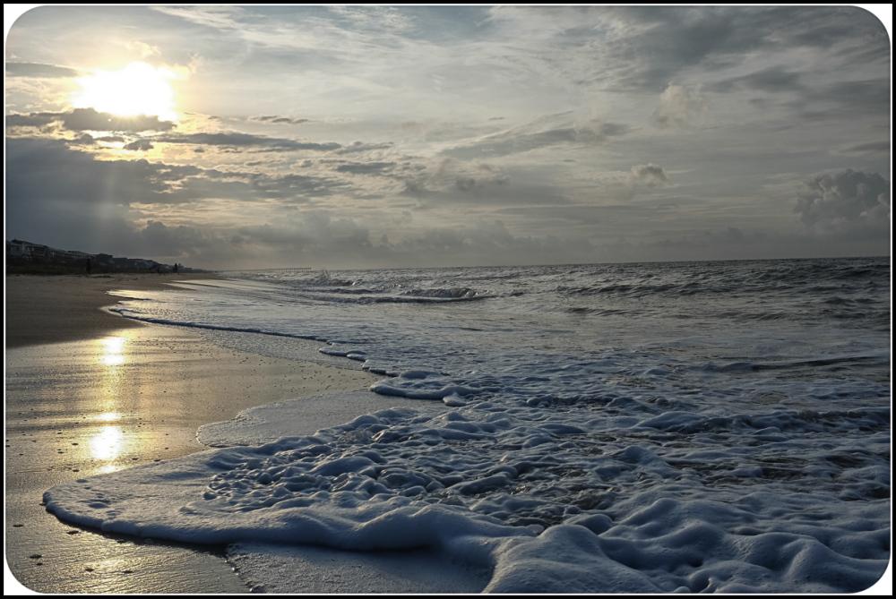 Carolina Holden Beach Sunrise
