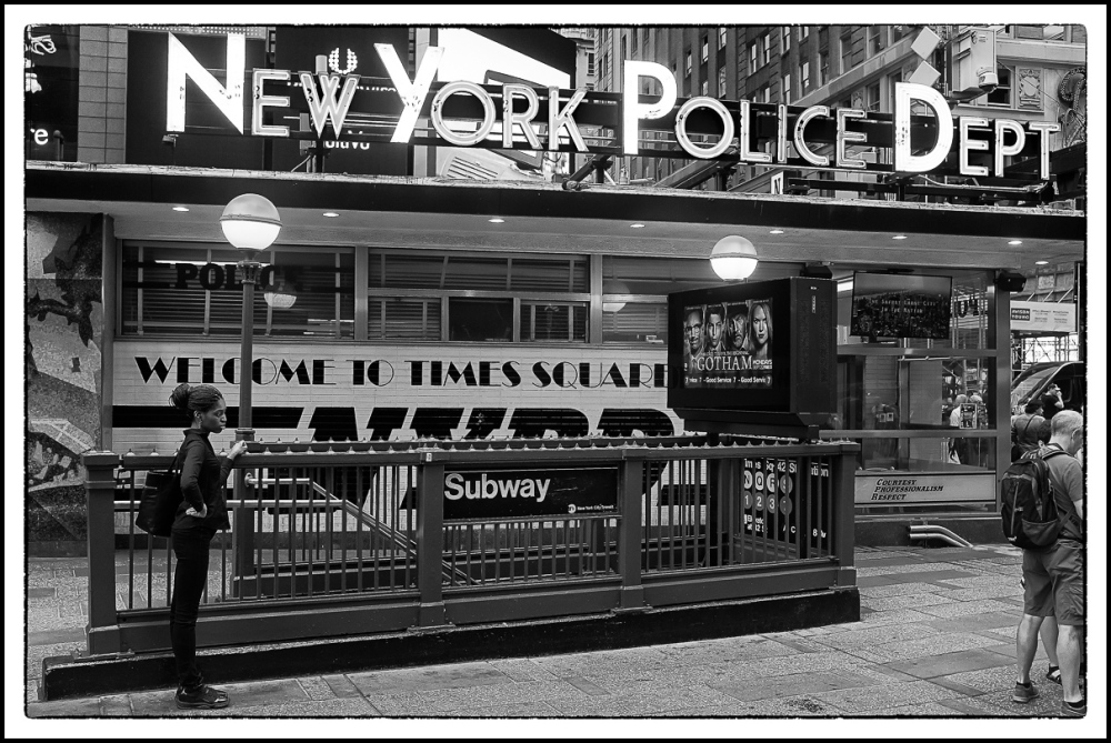 Times Square Police Station