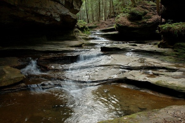 Hocking Hills Old Man's Cave