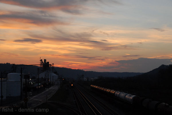 10 Minutes Till Sunset