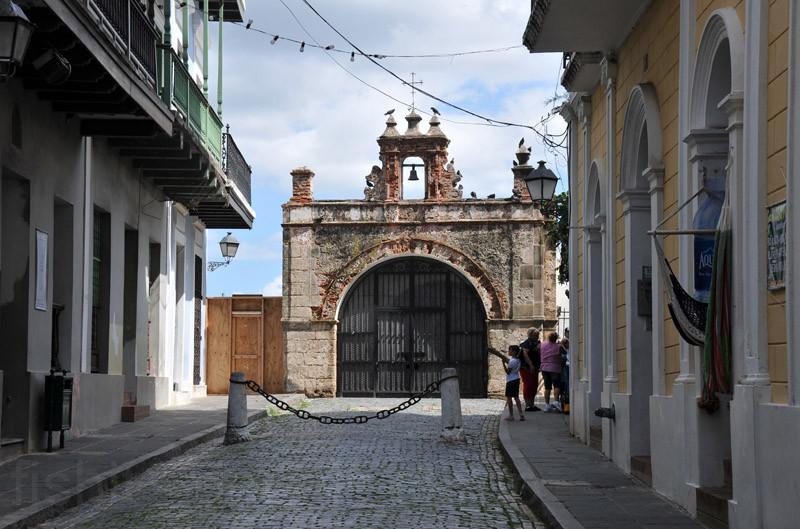 Church or Gate
