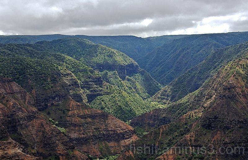 Canyons of Kauai