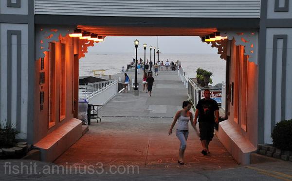Pavilion Entrance to the Docks