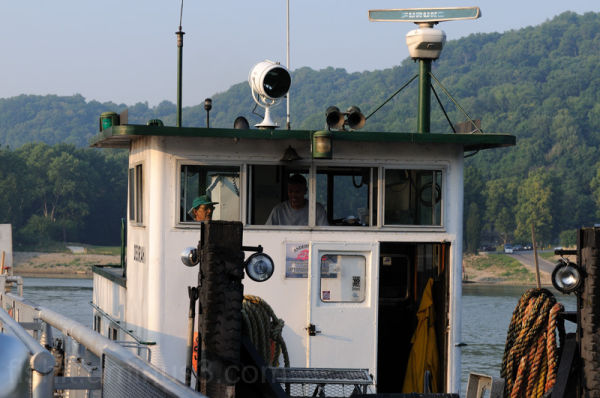 Anderson Ferry Pilot