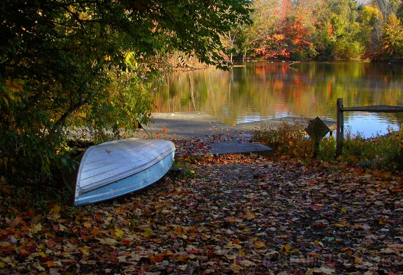 Powel Crosley Lake Boat