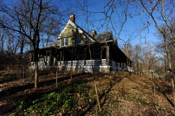Krippendorf Lodge Winter 2012