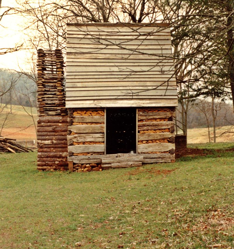 Dr. William Kelso Salve Cabin