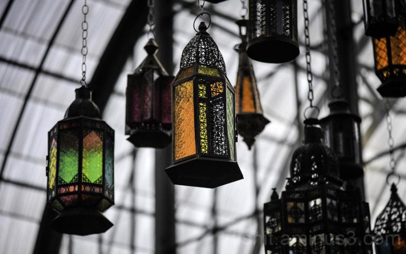 Lanterns of Morocco