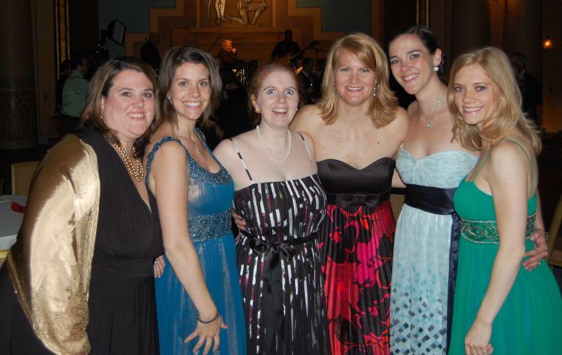 Lady Cousins at Sydney and Marissa's Wedding