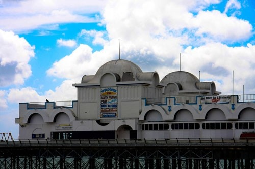 Portsmouth Pier